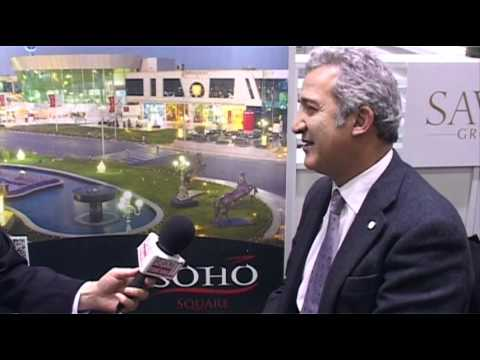 Mohammed El Sawy, Head of Culture Information & Tourism Committee for Egypt @ ITB Berlin 2012