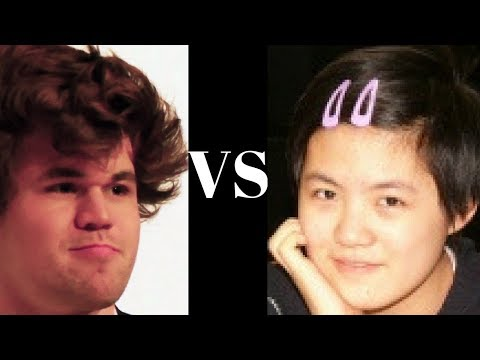 Chess Positional Bind:  Magnus Carlsen vs Yifan Hou - Sicilian Defence