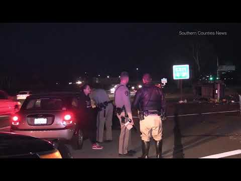 FATAL 55 FREEWAY HIT AND RUN IN COSTA MESA