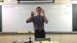 10 Socks Probability Problem (3 of 3: Considering Permutations)