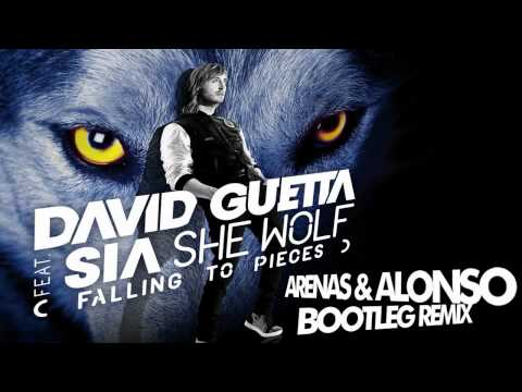 David Guetta feat. Sia & Beth  - She Wolf (Arenas & Alonso Bootleg Remix) + DOWNLOAD