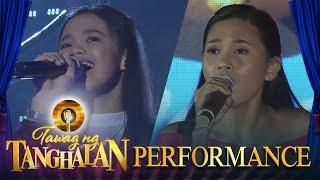 Tawag ng Tanghalan: Zephanie Dimaranan vs. Hannah Jane Natinga