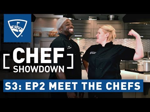 Chef Showdown | Season 3, Episode 2 Meet the Chefs | Topgolf