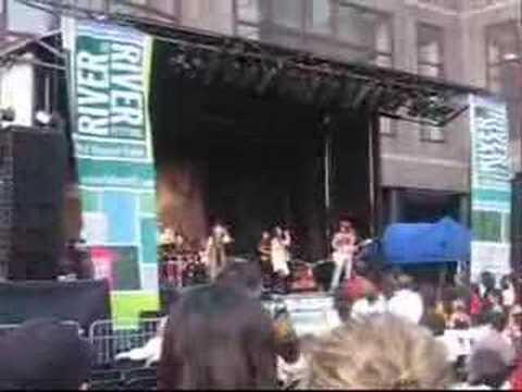 Puffy AmiYumi at World Financial Plaza, NYC ▶0:53