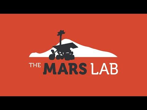 The Mars Lab at MAAS, Sydney Australia