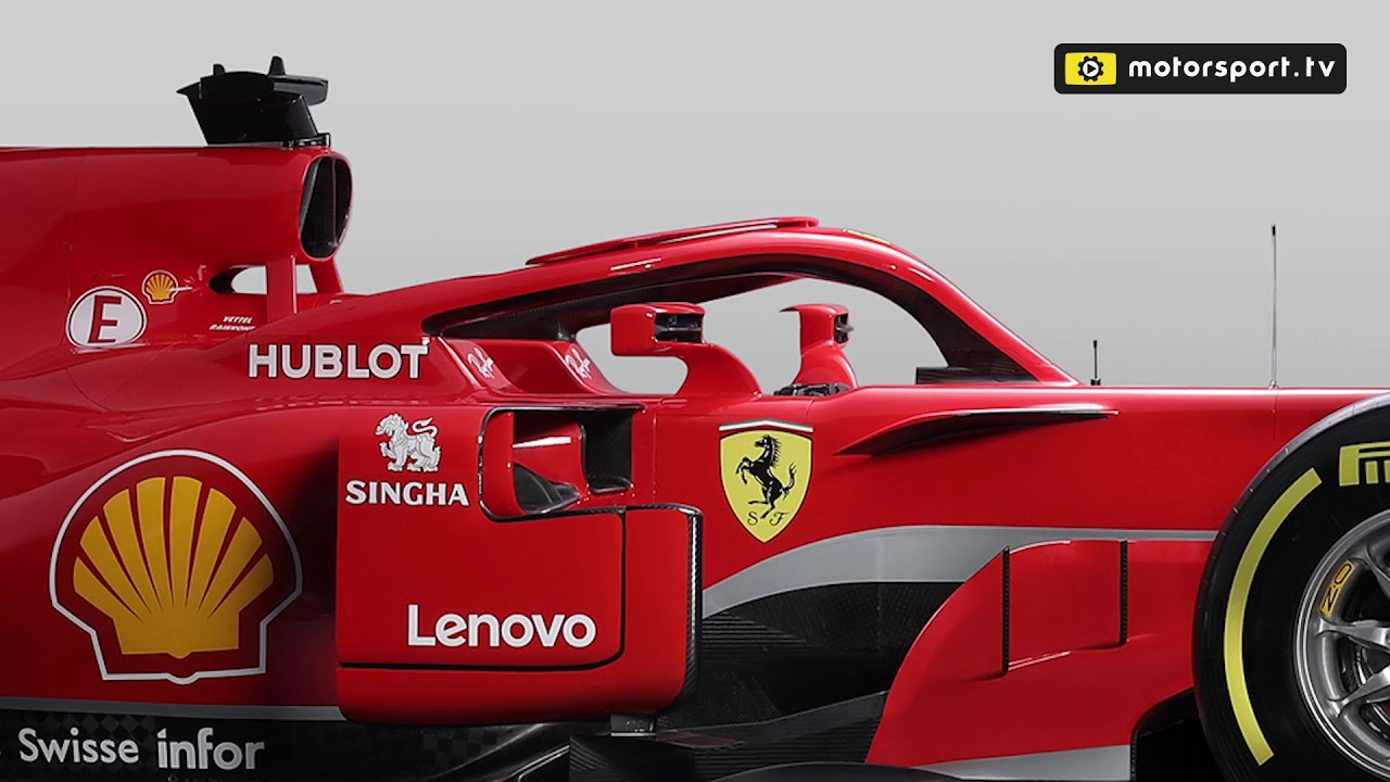 the technical changes on ferrari 39 s 2018 f1 car youtube. Black Bedroom Furniture Sets. Home Design Ideas