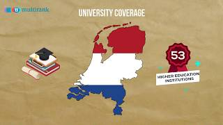 Study in the Netherlands   U-Multirank 2018 thumbnail