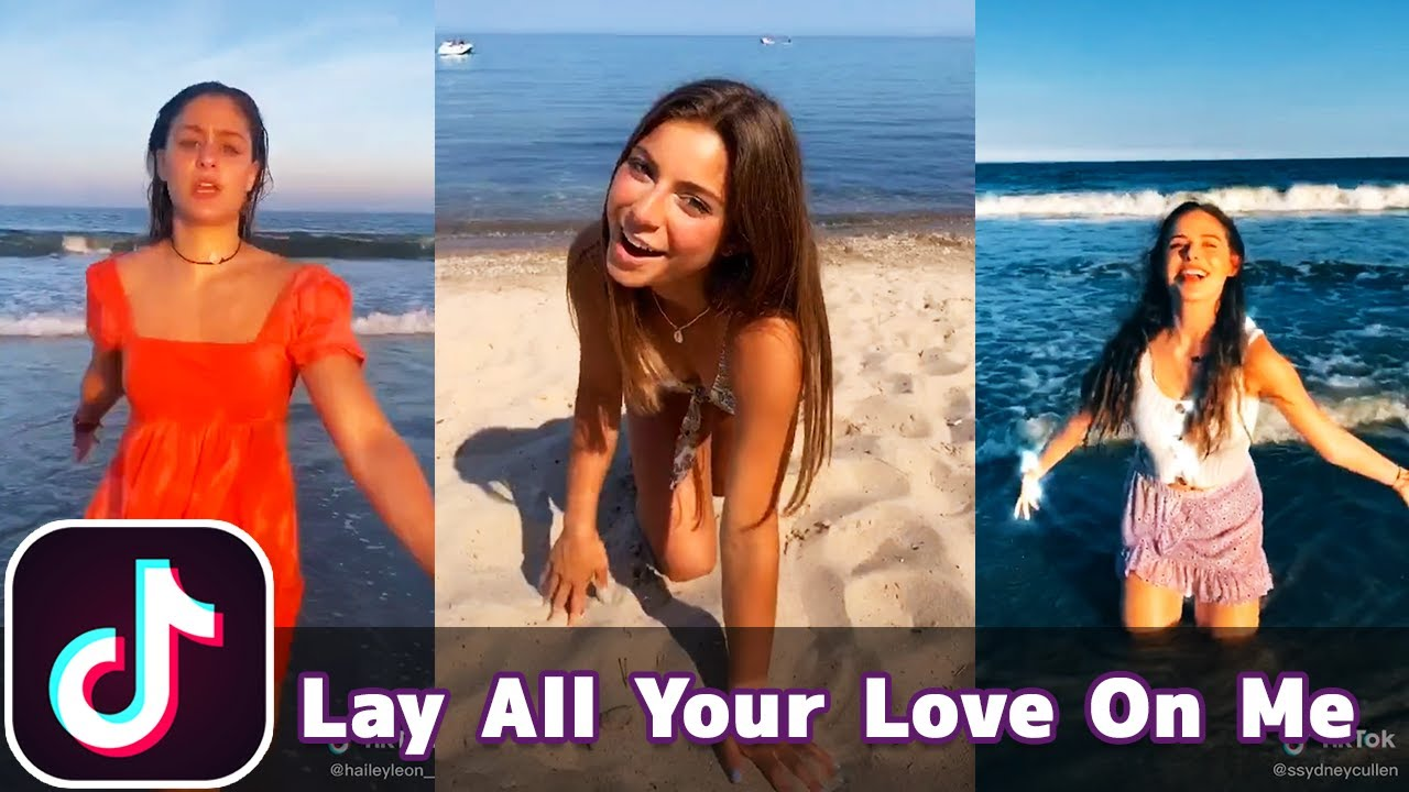 Lay All Your Love On Me | TikTok Compilation