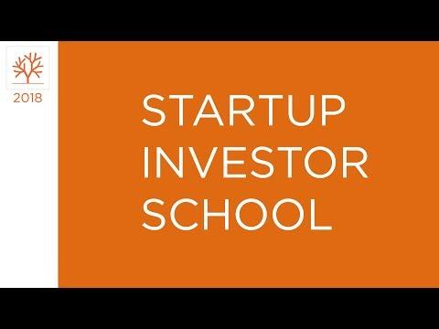 Startup Investor School Day 4 Live Stream