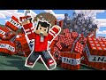 TNT RUN - EPICO FINAL!! - Minecraft - Nexxuz World