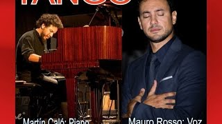 Tango a dos. Martín Caló & Mauro Rosso.