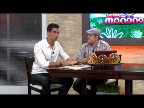 Tu Mañana  ( interview ) Javier Gomez - Panama city