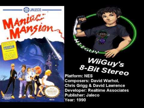 Maniac Mansion (NES) Soundtrack - 8BitStereo