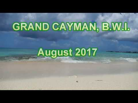 Grand Cayman Vacation August 2017
