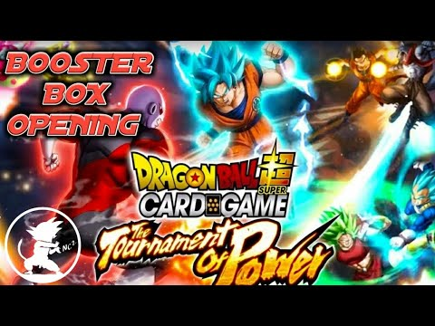 Tournament of Power: Box Opening (Dragon Ball Super Card Game)