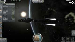 Kerbal Space Program - Interstellar Quest - Episode 25 - Heading To Duna, Arriving at Moho