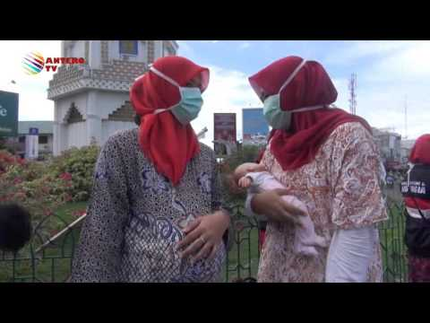 KAMPANYE PENCEGAHAN HIV AIDS - KOMPAS NEWS ACEH 2/12/2015