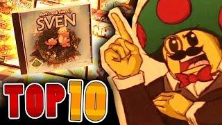 Top 10  Spiele, die ich wohl nie spielen werde!   MythosOfGaming