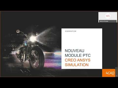 Replay Webinar Creo Ansys Simulation