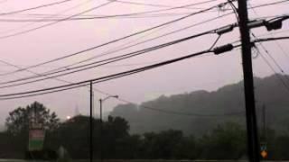 Oil City, Pa Storm