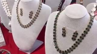 ✅ТРЕНДЫ 2019! Выставка украшений из натуральных камней.مجوهرات من الأحجار الطبيعية