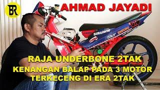 Download Lagu KENANGAN AHMAD JAYADI BALAP UNDERBONE 2TAK - PART1 (YAMAHA F1ZR, HONDA TENA,  SUZUKI RG SPORT) mp3
