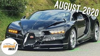 Supercar Fails - Best of August 2020