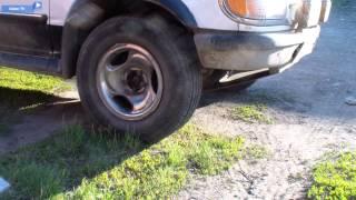 Ford Explorer 1996 замена ступицы