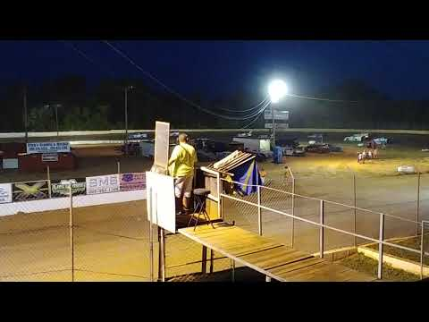 Lake Cumberland Speedway 7/6/2109 Super Late Model Feature
