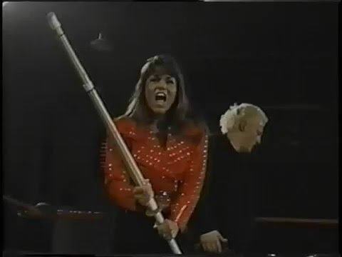 ECW Nancy Woman Benoit vs Lori (Cane Match 1994)