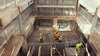 Salter Demolition: Film House Soho, Short 1