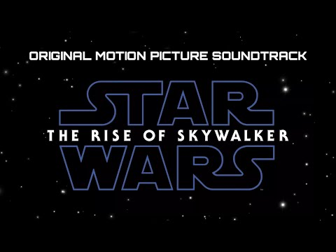Star Wars: The Rise Of Skywalker (Original Motion Picture Soundtrack) Music By: John Williams