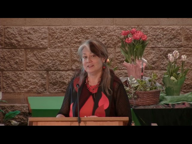 MDUUC Sunday Service 5/2/2021 - Dialogue and Sermon - Rev Leslie Takahashi and Miranda Lennox
