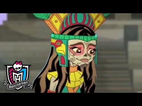 Monster High Россия 💜 Жуткая ценность💜Том 3💜Мультфильм