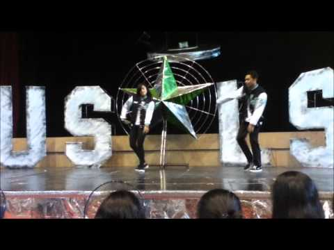 Chachi Gonzales - I Should Have Kissed You (Dance Cover); USLS Dance Duo 2012