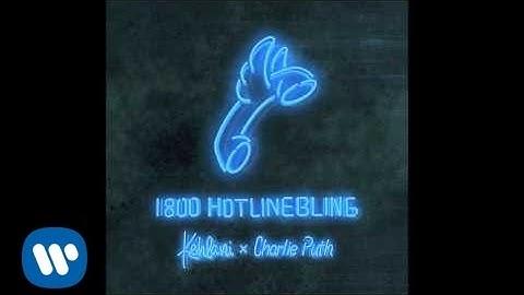 kehlani x charlie puth   hotline bling official audio