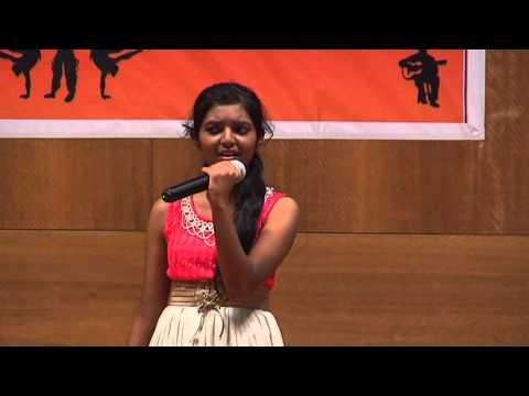 SKYFALL Song by Vaishnavi J KUbair
