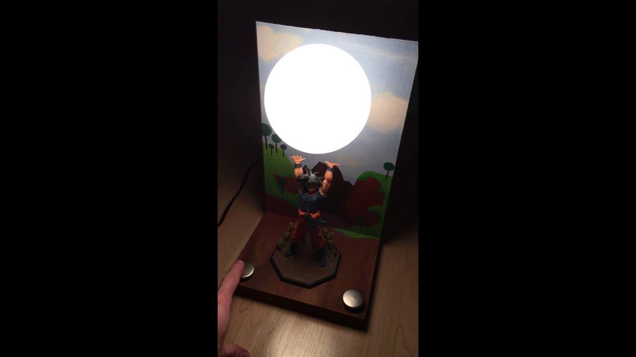 goku lampe