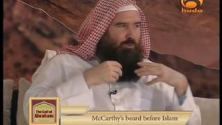 McCarthy's beard before Islam #HUDATV