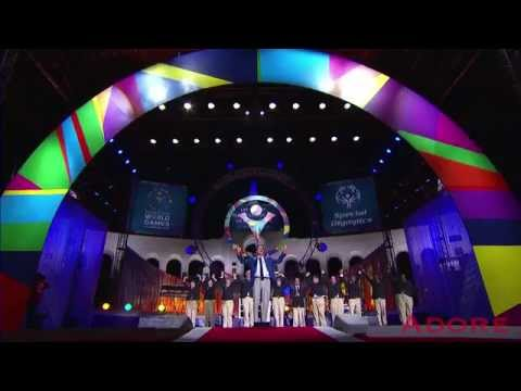 Rise Up, Special Olympics World Games, Los Angles 2015 - Unravel Travel TV