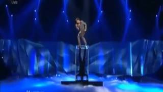 "Eurovision 2013 - Farid Mammadov ""Hold Me"" Azerbaijan, Semi final 16.05.2013"