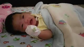 ร้องงอแงทั้งหิวนม ทั้งง่วงนอน   วัยทารก