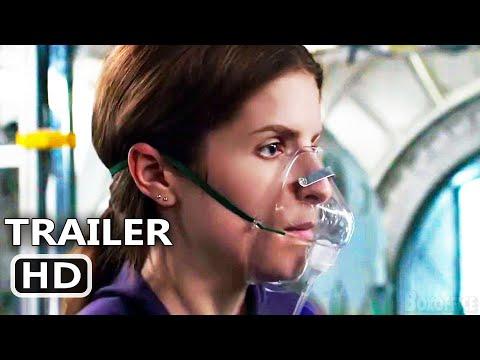 STOWAWAY Official Trailer (2021) Anna Kendrick, Sci-Fi Netflix Movie HD