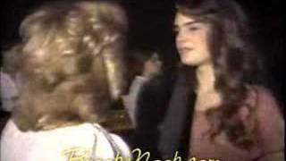 "Brooke Shields ""Endless Love"" After Party 1981"