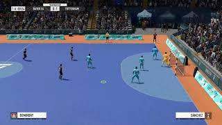 Играю в FIFA20 мини футбол с ботом уровень профи забагованный матч Проиграл 0 2