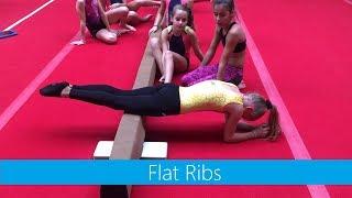 Drills » Flat ribs » Warm ups