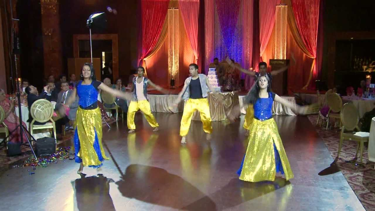 bollywood dance performance