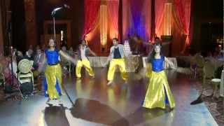 Bollywood Dance Performance - Toronto Indian Wedding Video Photo Services GTA NYC