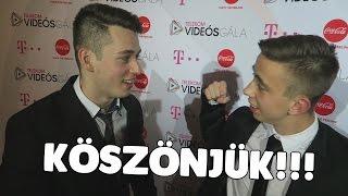 VIDEÓS GÁLA - MEGNYERTÜK!!! - BENIIPOWA ft. Gery