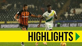 HIGHLIGHTS: Hull City 0-0 Norwich City